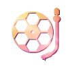 MM21 PlattenspielerLogo ChromeBeach V1
