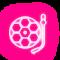 MMXX Plattenspieler FINAL Ohne Hintergrund PinkKlein Websitnten Links